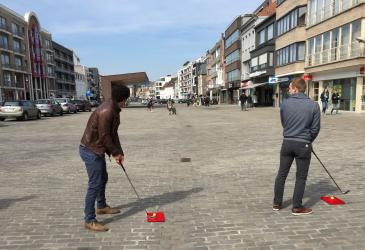 City Golf Deinze -  Foto Stad Deinze