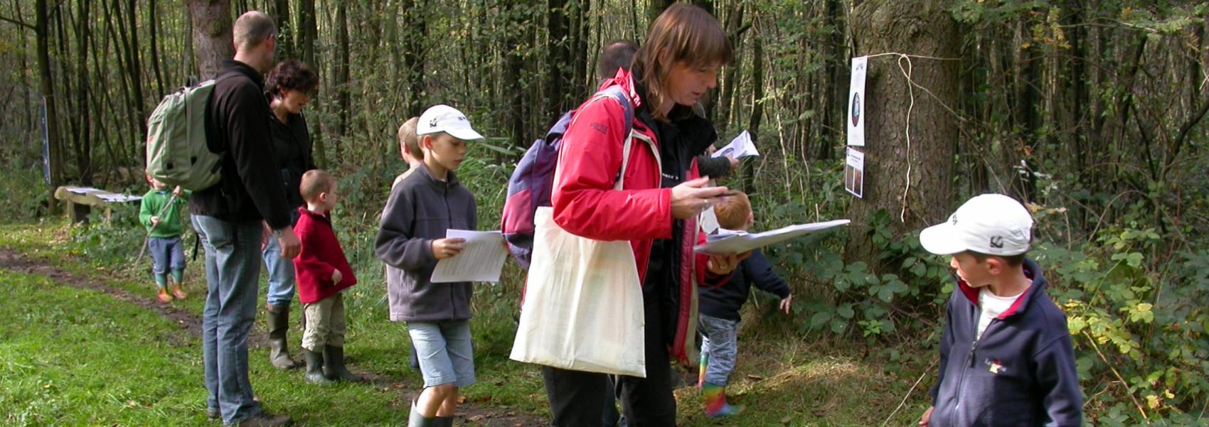 Kinderen in Stropersbos