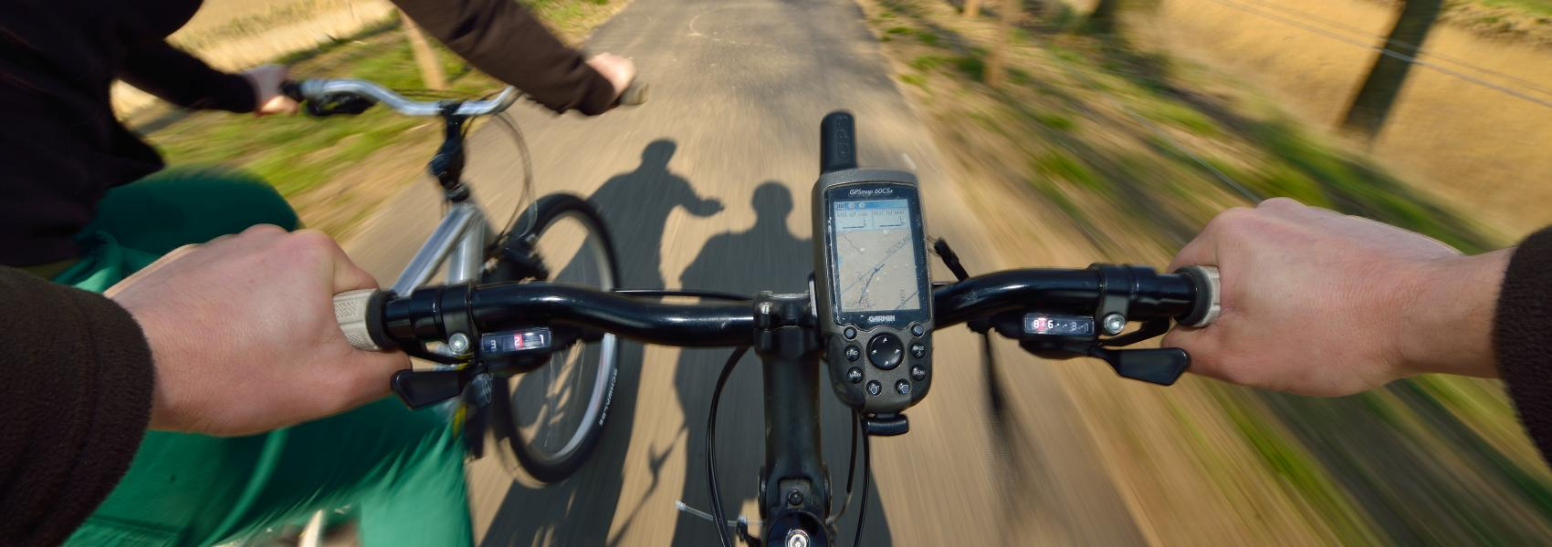 fietsen op de koningsdijk